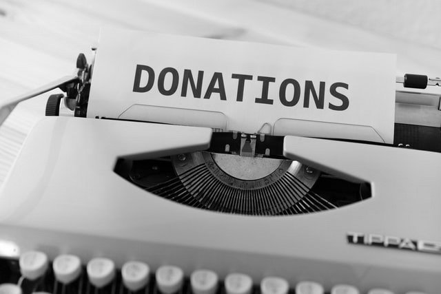 Help Set Up a Fundraising Initiative